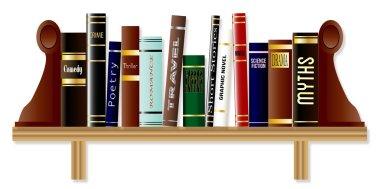Genre Book Shelf