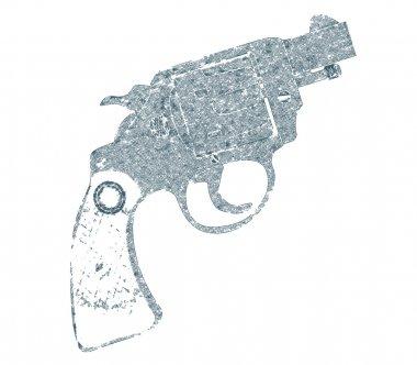 Halftone Handgun