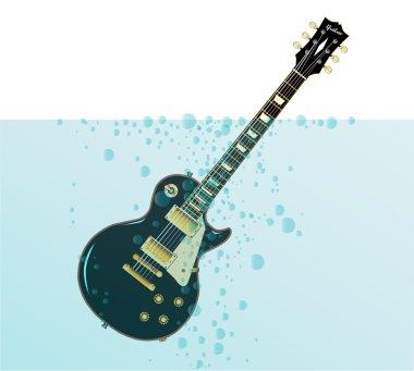 Sinking Guitar