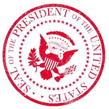 Presedent Seal Ruber Stamp