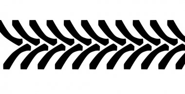 Tractor Tyre Tread Marks