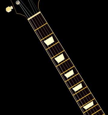 Electric Guitar Neck
