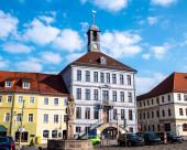 Rathaus Bischofswerda in Sachsen