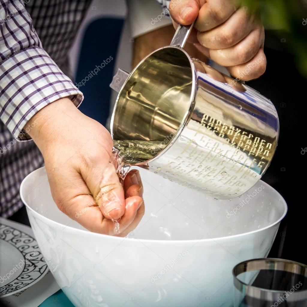Image result for washing of hands at the pesach seder images
