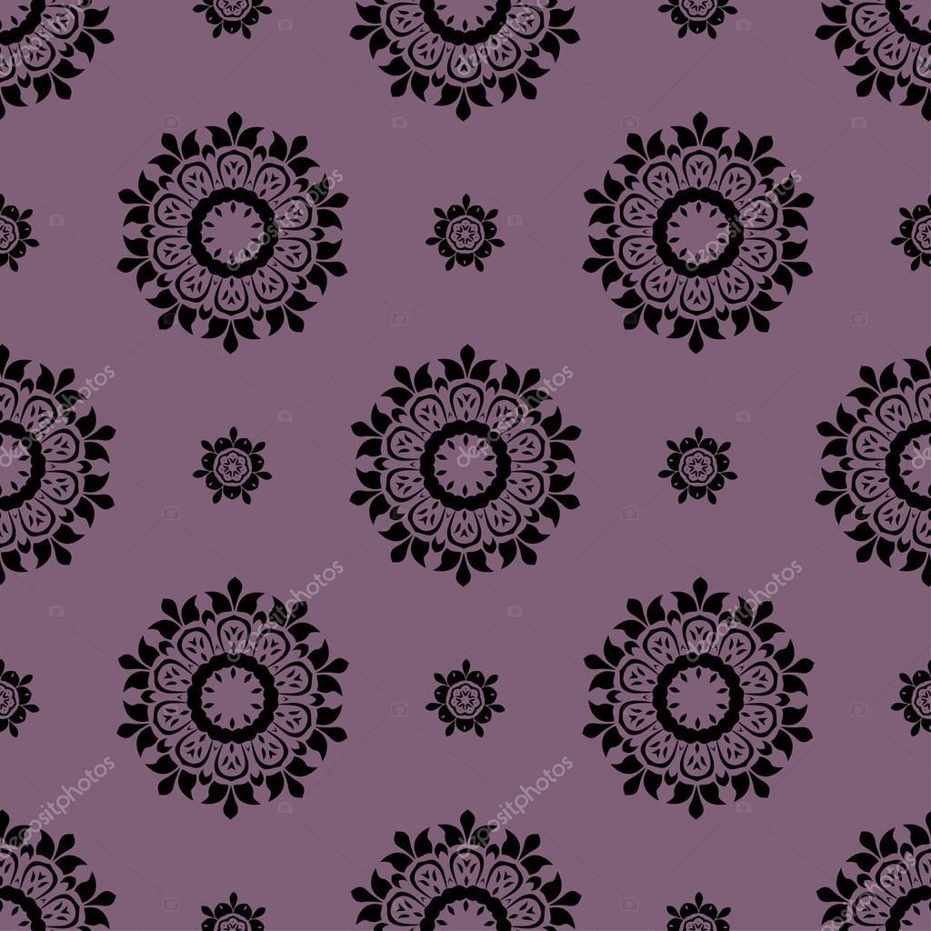 Seamless ornament. Ethnic pattern