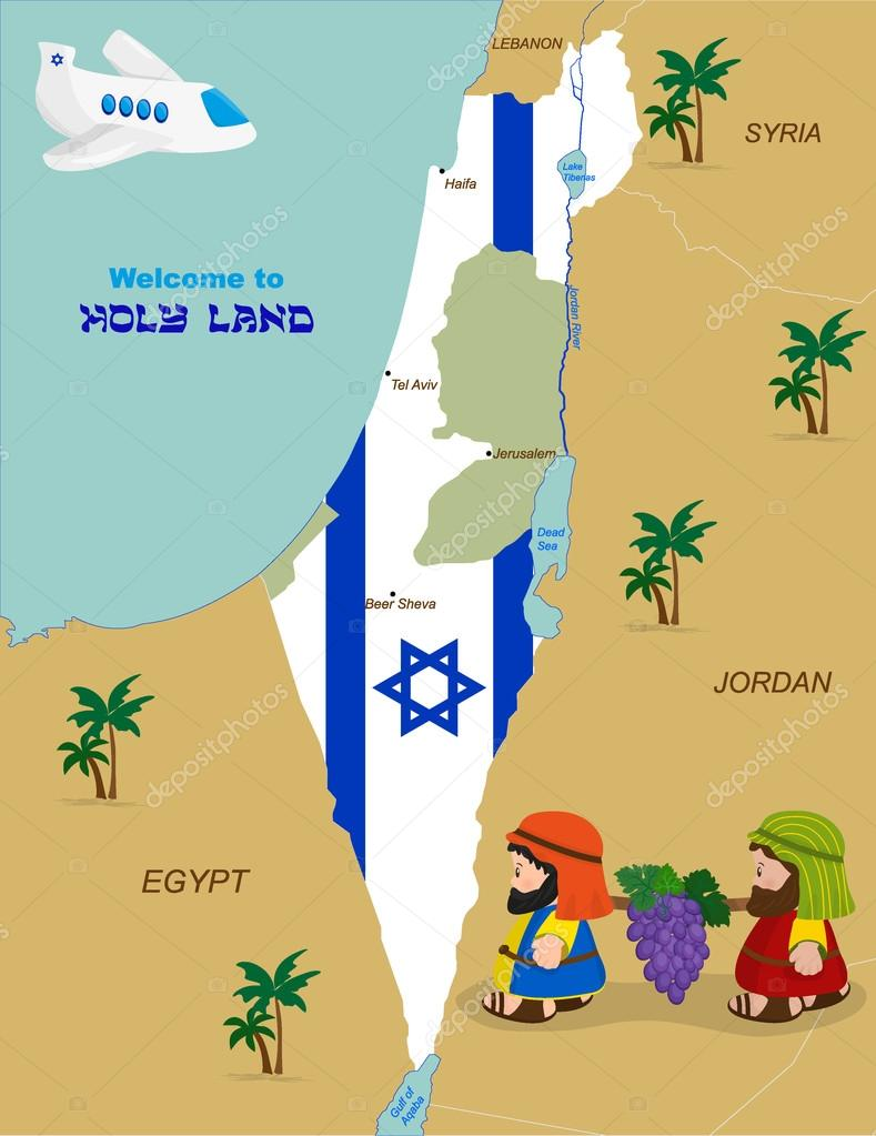 map of canaan land with Stock Illustration Map Of Israel With Two on Rmmindex 4 fr moreover Spies Of Promise The Untold Story Of Joshuas 40 Days In Canaan also Promised land together with Canaan Semittes also Joshua Illustrated Summary Of Life.