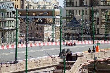 Moscow City Racing F1 Ferrari