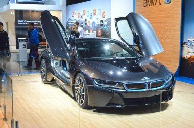 BMW i8 Luxury Moscow International Automobile Salon