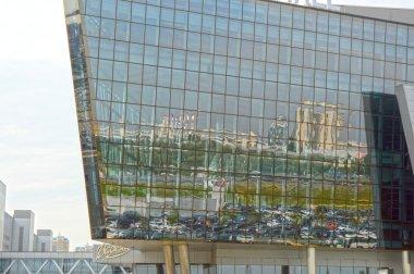 Crocus City Hall Reflection