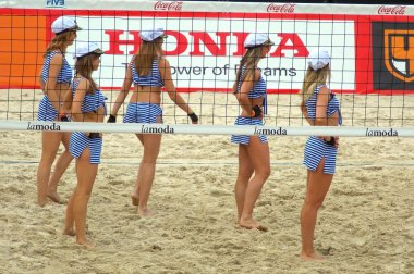 2015 Moscow Gland Slam Tournament Beach Volleyball