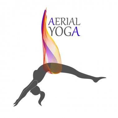 Aerial yoga for women