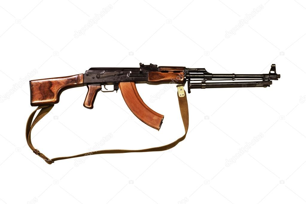 機関銃 rpk 軽機関銃書き込みバ...