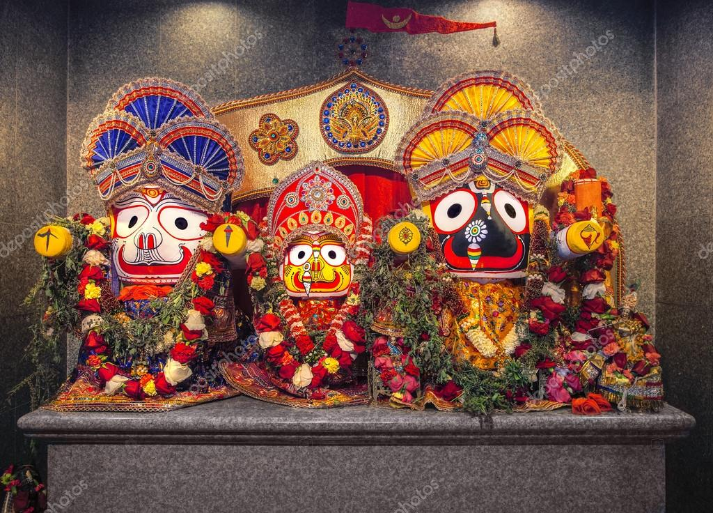 Images: lord   Jagannath Lord of the universe — Stock Photo