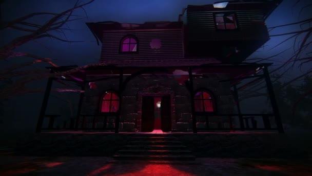 zadání strašidelný dům
