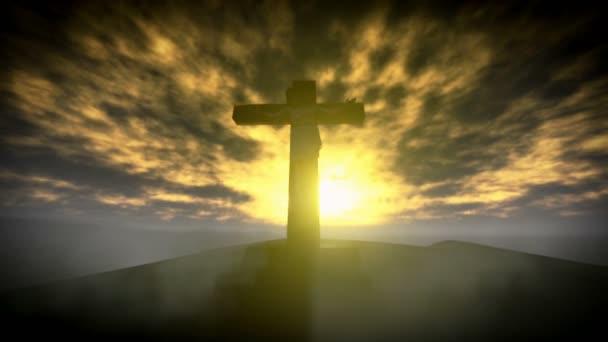 Jézus keresztre feszítették