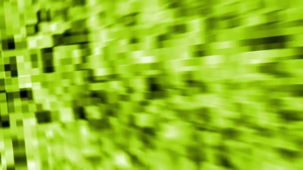 Green squares background