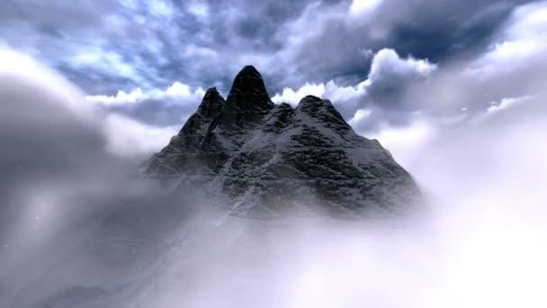 360 degree mountain view