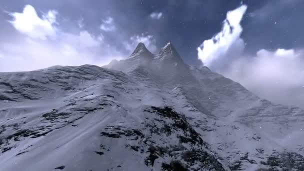 zmrazené hora