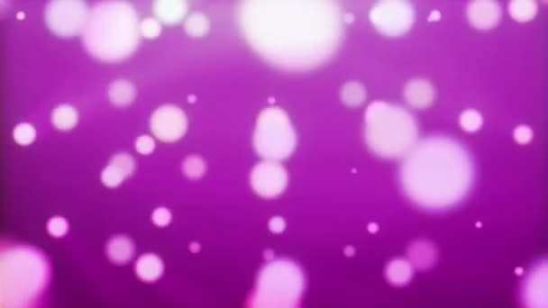 Könnyű részecskék rózsaszín