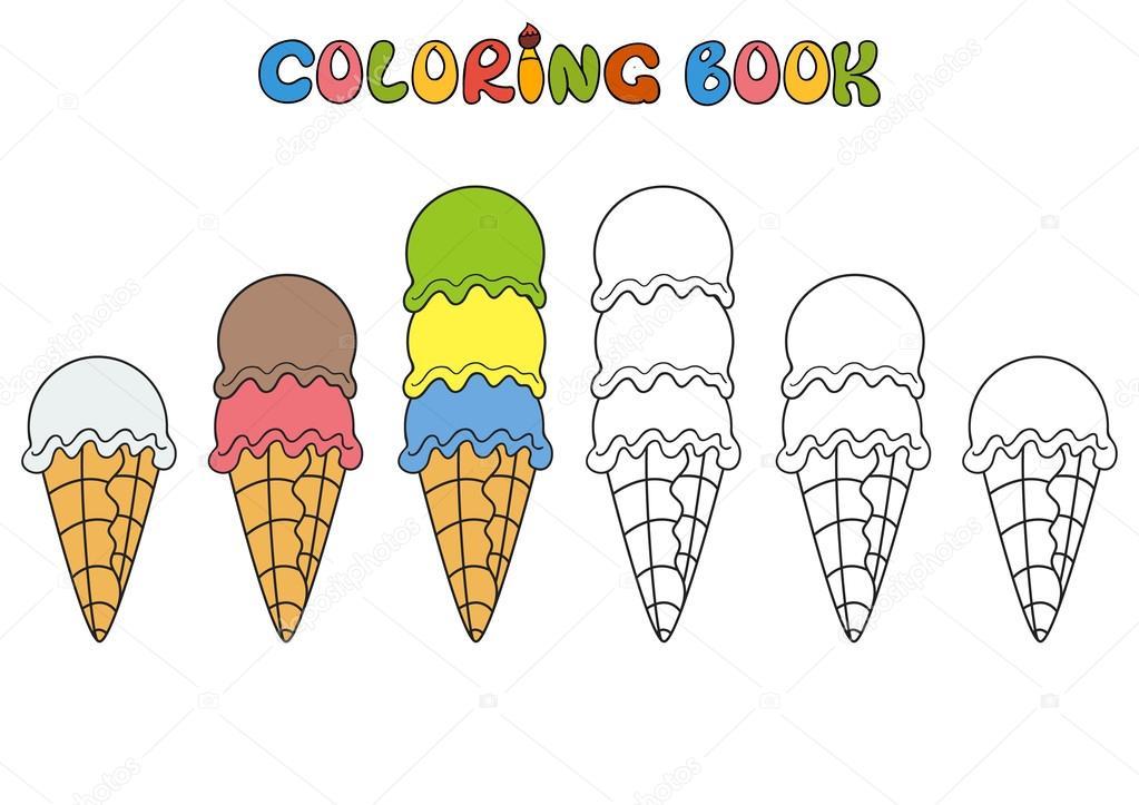 helado, vector — Vector de stock © BalakoboZ #115824572