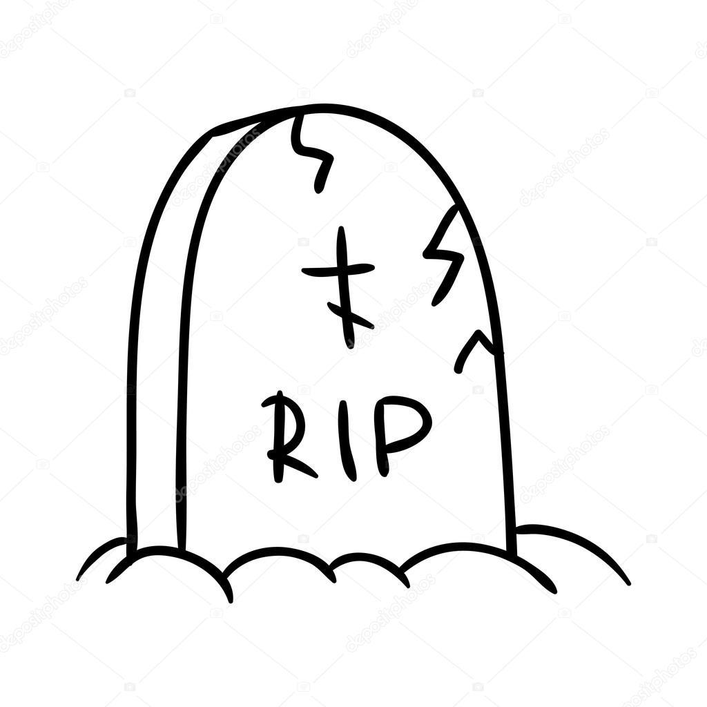 tombstone vector stock vector balakoboz 81141800 rh depositphotos com tombstone vector images tombstone vector free download