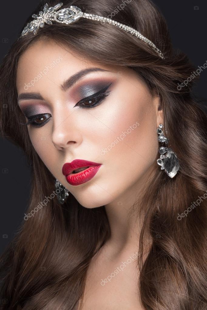 maquillage femme arabe