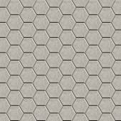 Photo Hexagon tiles floor