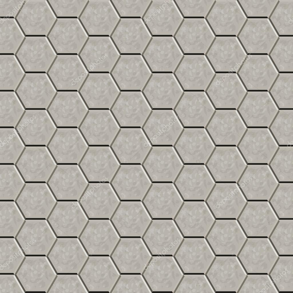 Hexagon tiles floor stock vector route55 64387863 hexagon tiles pattern for decoration and design tile floor seamless pattern vector illustration vector by route55 dailygadgetfo Choice Image