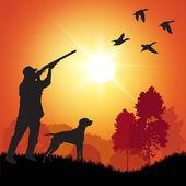 kacsa vadász