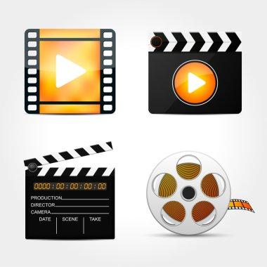 Cinematography icons