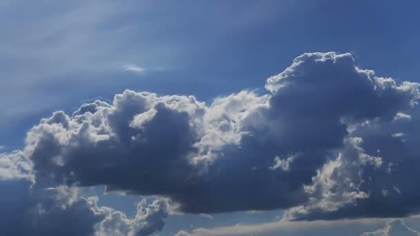 Animace mraků