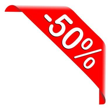 50 Percent Discount Offer