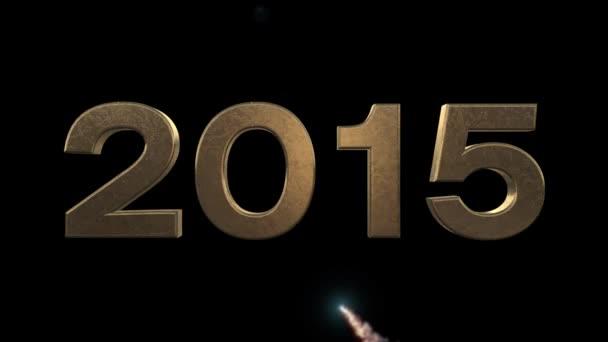 vid - 2015 mit Feuerwerk