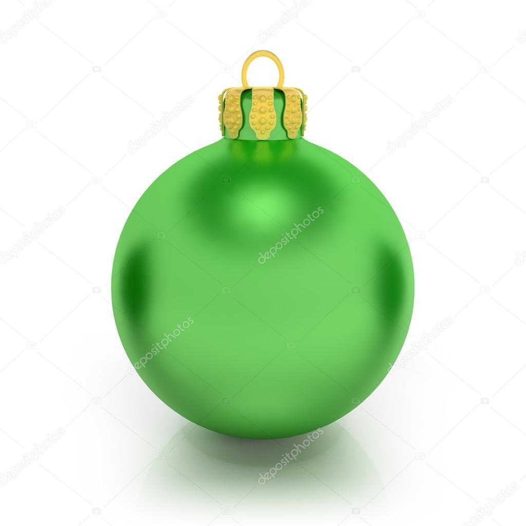 Colorful Christmas Ball - Shot 3
