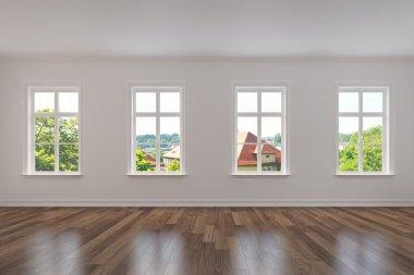 empty room - apartment - shot 4