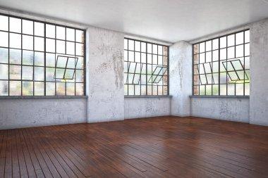 empty room - apartment