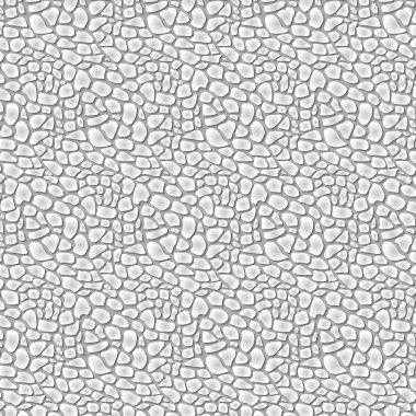 Vector illustration of alligator skin vector pattern nature