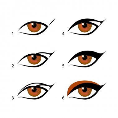 eyeliners set Winged eyeliner is a whole lot easier with this trick. Make Sense Of Makeup
