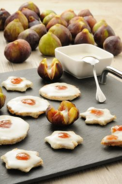 Appetizers canapes