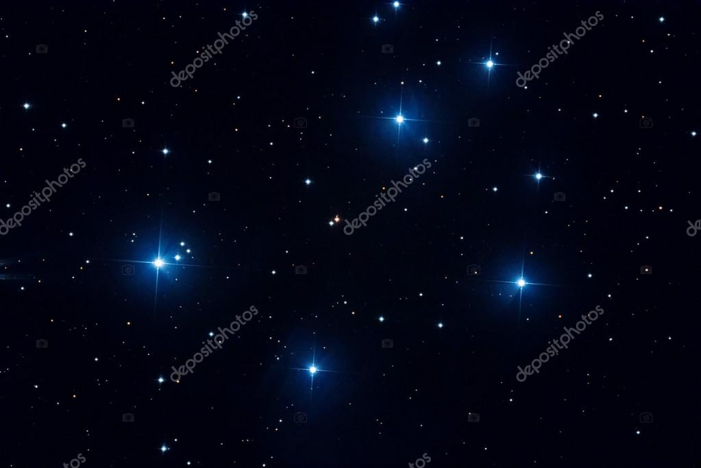 sky with stars and nebula
