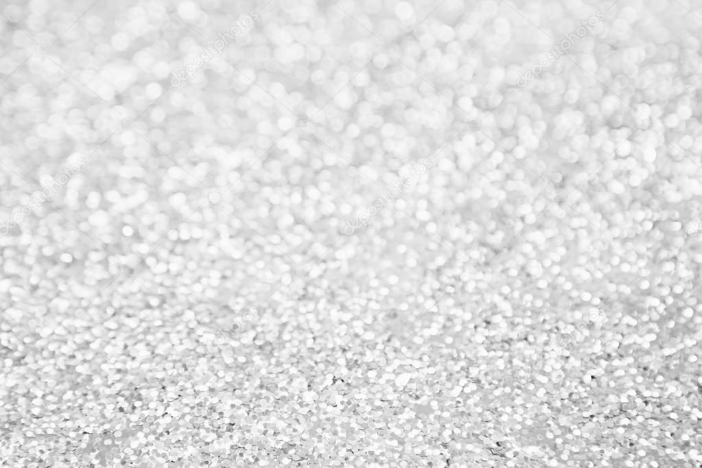 Gümüş Arka Plan Ile Metal Glitter Stok Foto Alinayudina 106242552