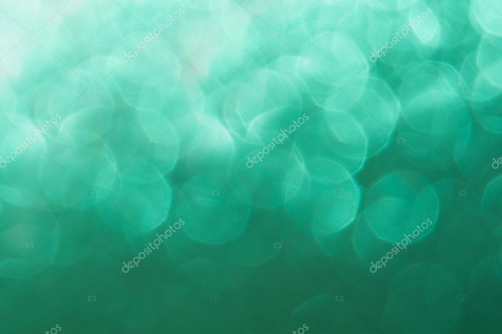 abstract blurred background mint color background bokeh stock