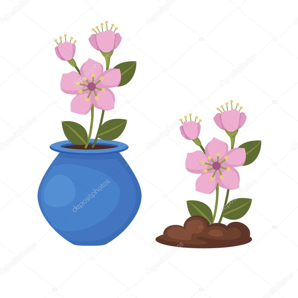 Flowers in vase vector — Stock Vector © jehsomwang #117049908 on books vector, basket vector, art vector, box vector, decor vector, candle vector, animals vector, roses vector, floral vector, pottery vector, mirror vector, beer mug vector, teapot vector,