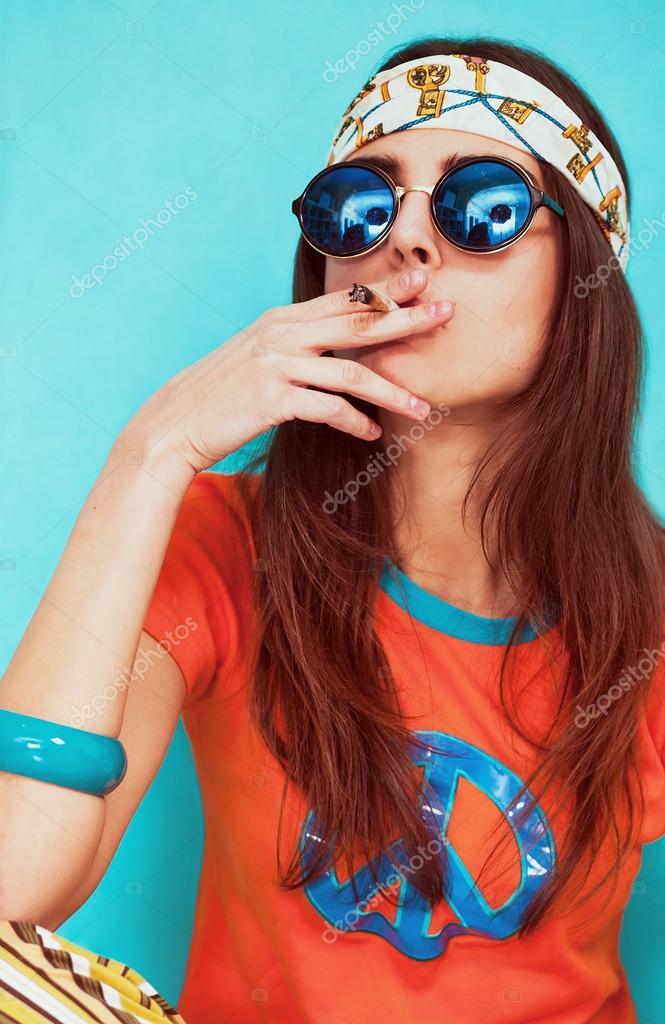 Eben skupina kouření