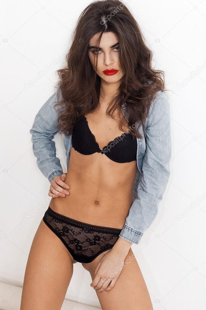 Jacket lingerie woman