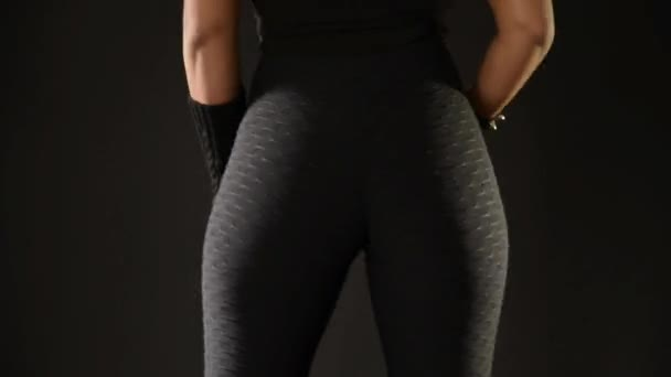 Érzéki nő twerking