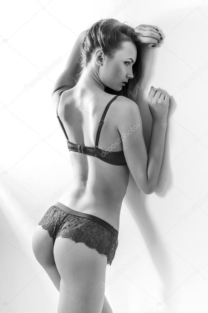 Fotos Mujeres De Espalda Mujer Sensual Espalda Retrato Vistiendo