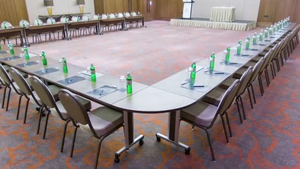 Konferenční sál nebo schůzka místnost