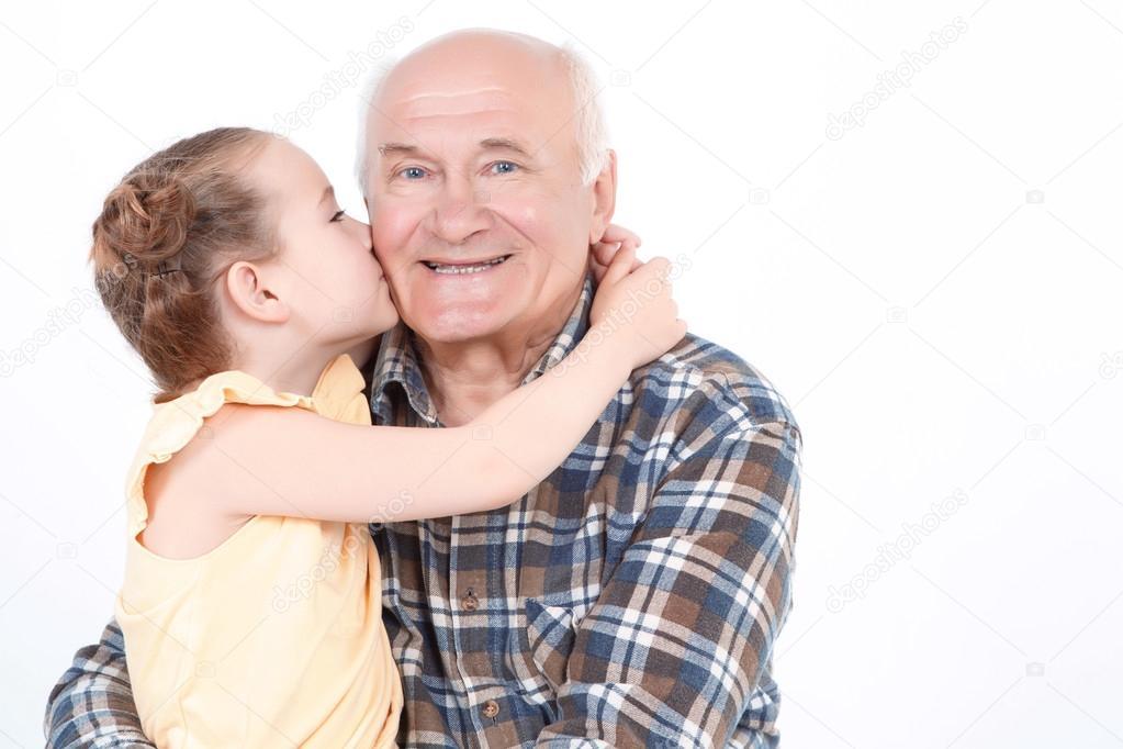 Old granny orgasm