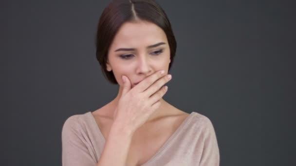 Slečno Zoufalá na pokraji pláče